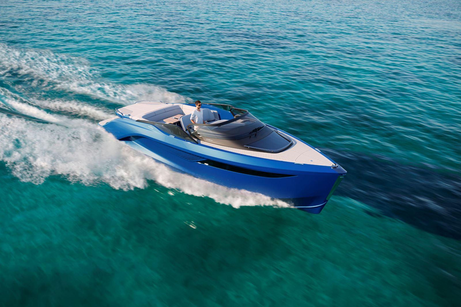 New Princess Yachts R35 Yacht
