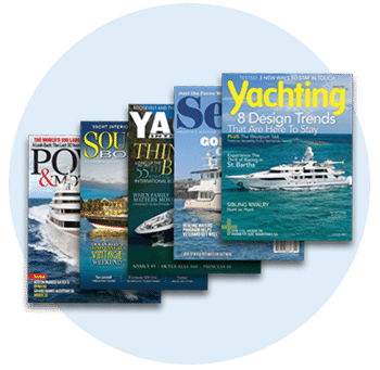 marketing your yacht in boating magazines
