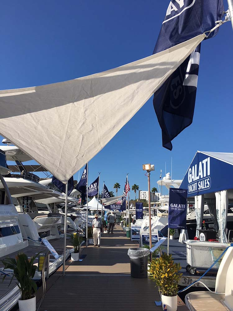 St. Petersburg Power & Sailboat Show 2018