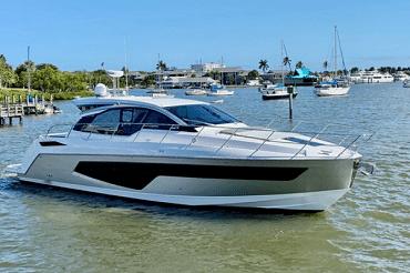 New 2019 Azimut Yachts 51 Atlantis Yacht