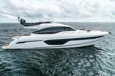 New 2019 Princess Yachts S65 Yacht