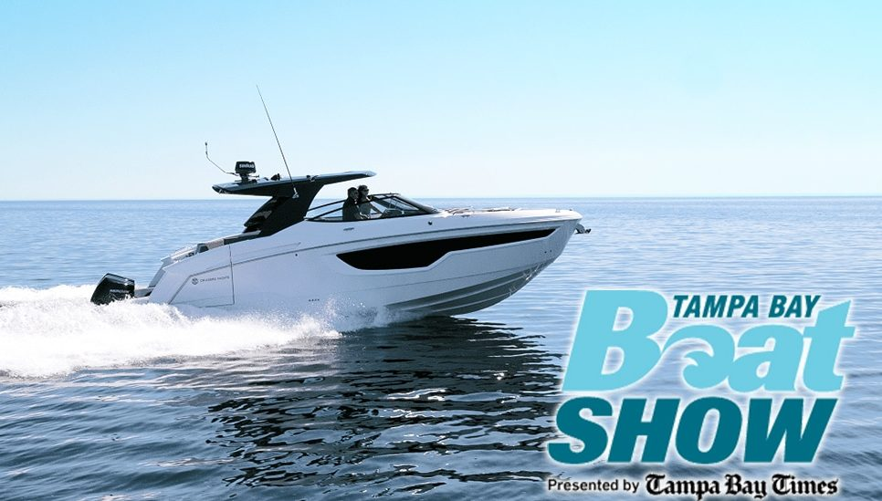 2019 Tampa Bay Boat Show | Florida State Fairgrounds