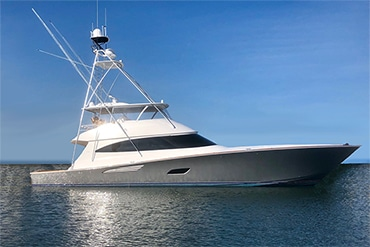 New 2020 VIKING YACHTS 80 CONVERTIBLE Yacht