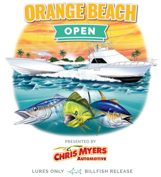 Orange Beach Open logo