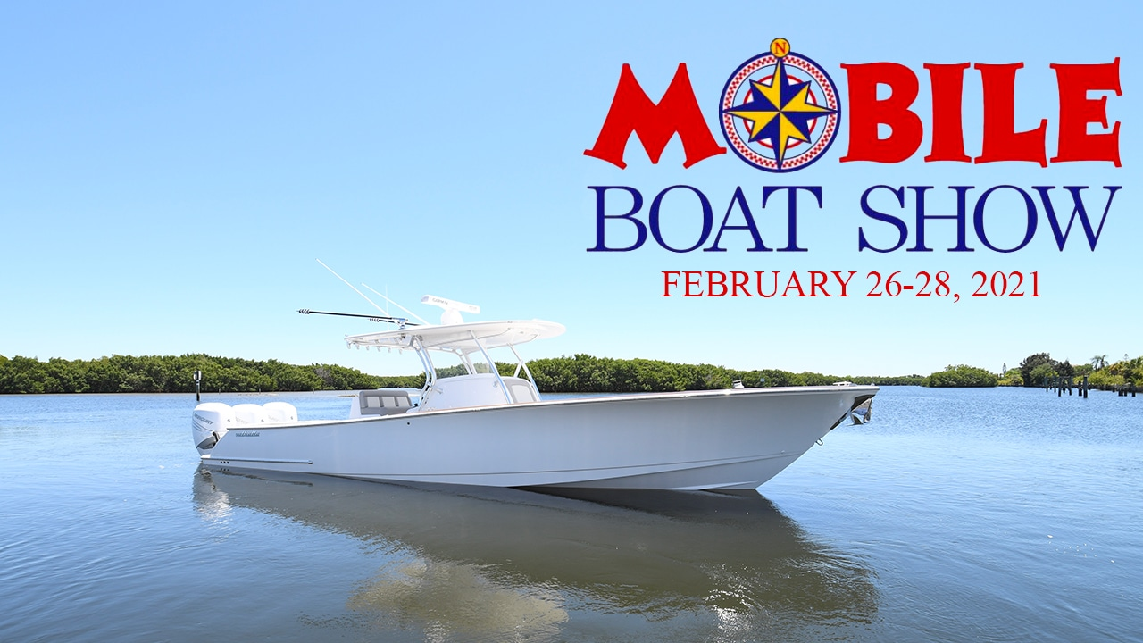 2021 Mobile Boat Show