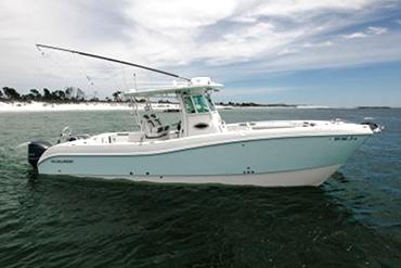 New 2018 World Cat Yachts 320 CC Yacht