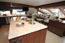 Team Galati 125 Hargrave Yacht
