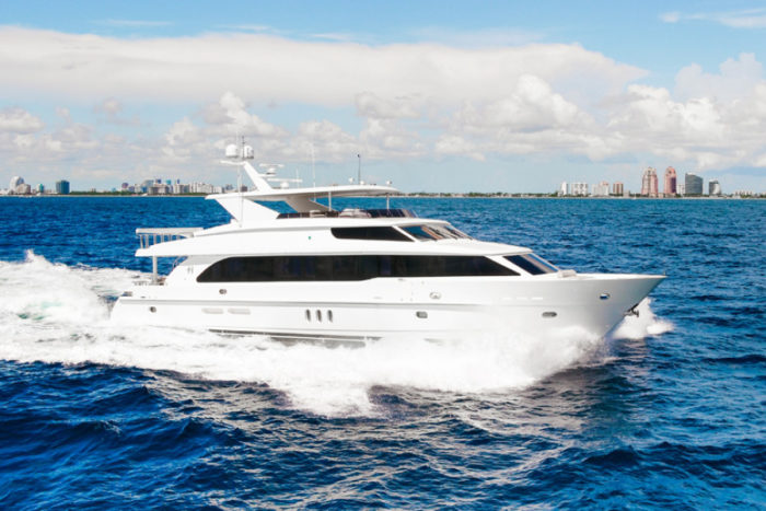 Sunny 100' Hargrave Custom Yacht