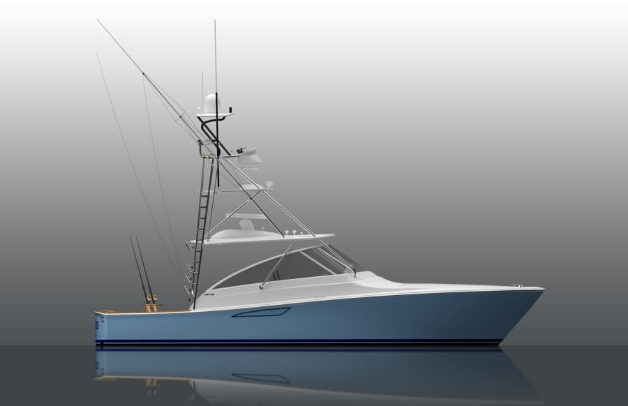 New Viking 38 Open Yacht