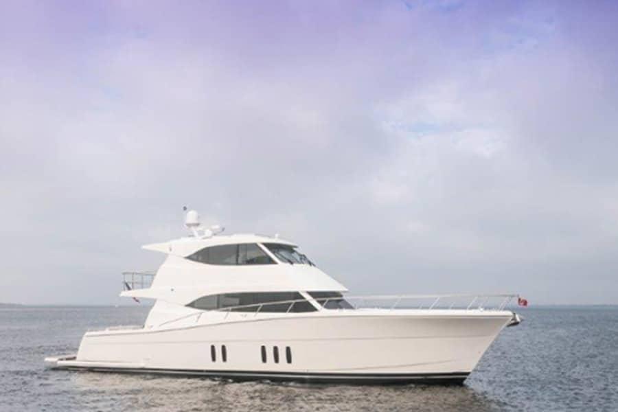 2016 Maritimo Yachts M70