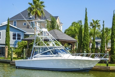 New 1996 BLACKFIN 38 EXPRESS Yacht