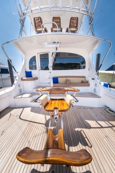 2013 Viking 66 Convertible Slight Edge