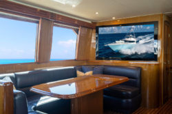 Sweetums 2010 82 Viking Yacht Convertible for sale