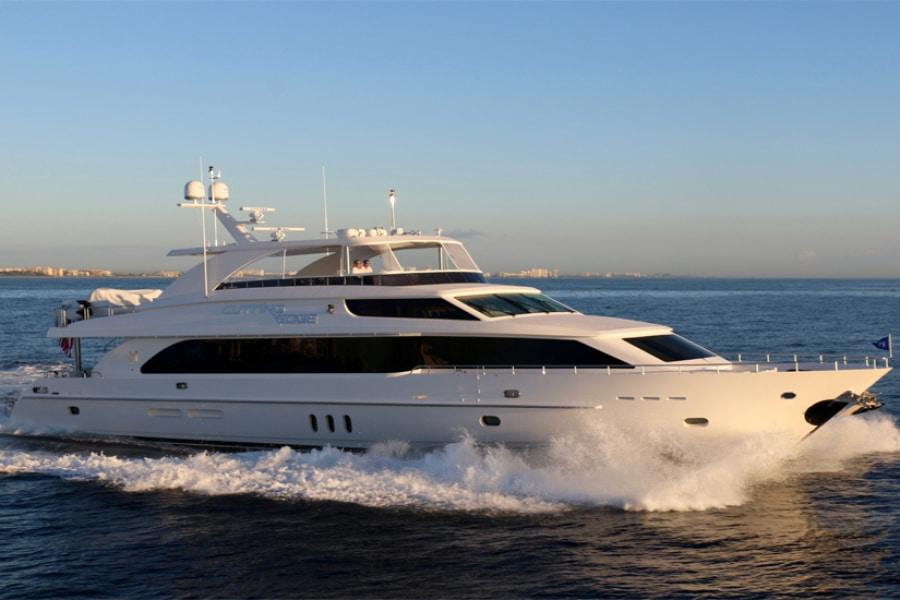 2016 101 Hargrave Yacht