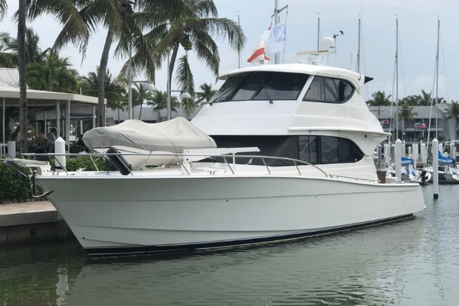 2008 Maritimo Yachts 52 Motor Yacht