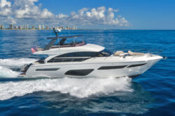 2020 Princess Yachts F70