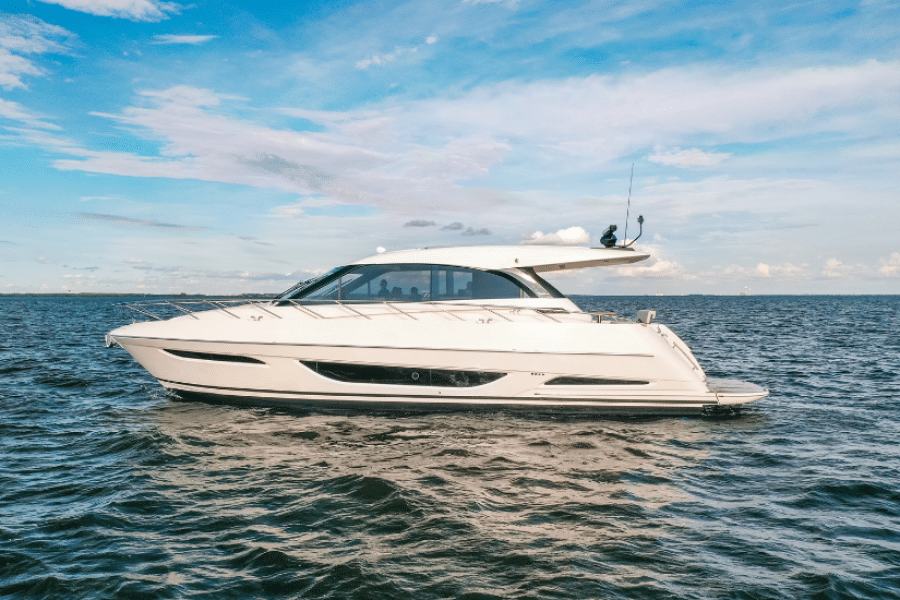 NEW 2021 Maritimo X50
