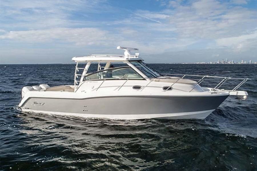 2018 Boston Whaler 345