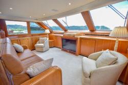 2001 Donzi Yachts 80 Enclosed Bridge