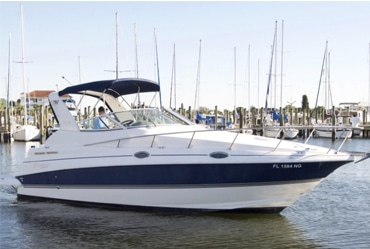 New 2006 CRUISERS 280 CXI EXPRESS Yacht