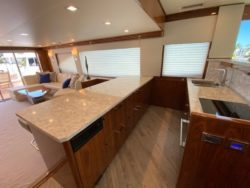 2019 Viking Yachts 82 Cockpit MY Make It Happen