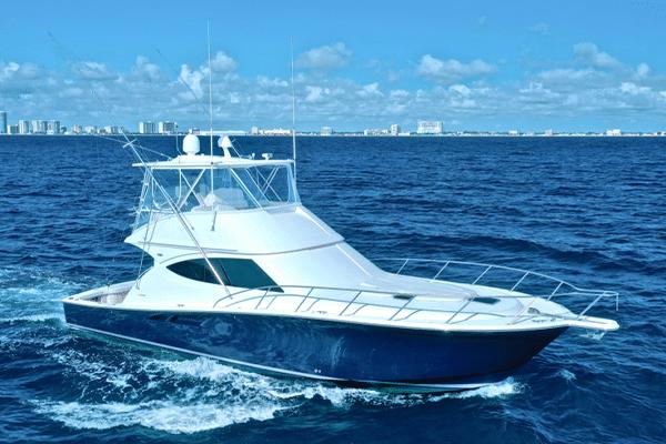 New 2011 TIARA 48 CONVERTIBLE Yacht