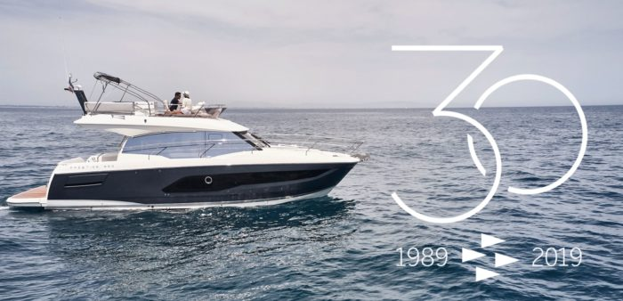 Prestige Yachts celebrates 30 years