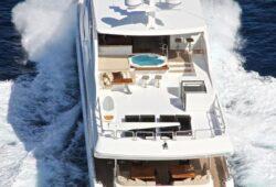 2013 Hargrave Yachts 125 Raised Pilothouse