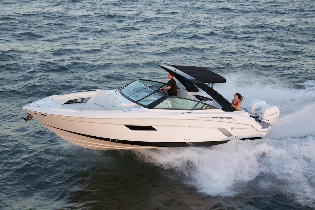 338 white hull running