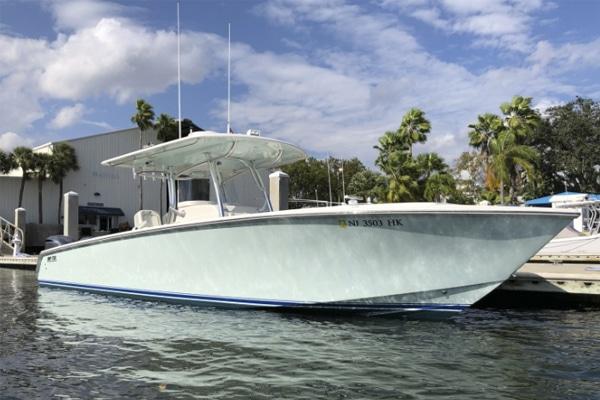 New 2017 JUPITER 34 HFS Yacht