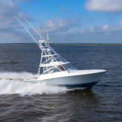 Viking Yachts 38 Billfish Open new model debut