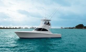New  Viking 38 Billfish Yacht
