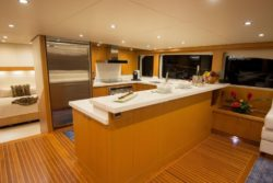 2012 Custom Yachts 75 Catamaran