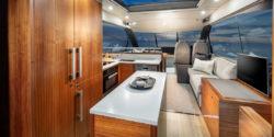 Maritimo Yachts X50