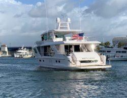 FD80 Horizon Yacht