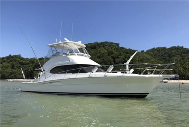 New 2002 RIVIERA 40 CONVERTIBLE Yacht