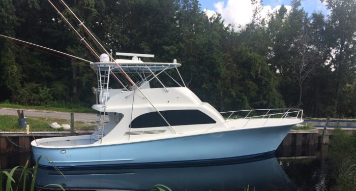 "2019 G&S Boats 52 Sport Fisherman ""Galati Trade Listing"""