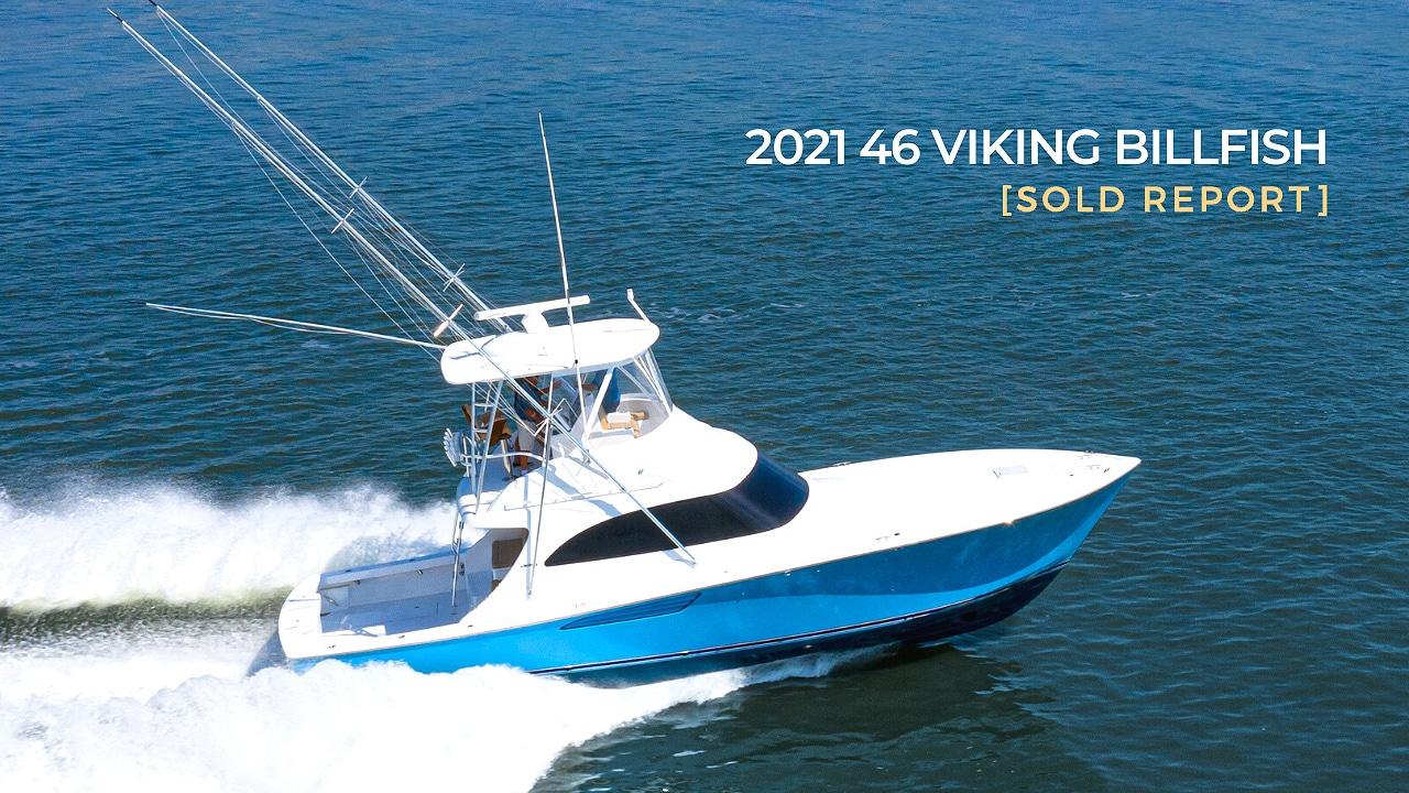 Viking Yachts 46 Billfish