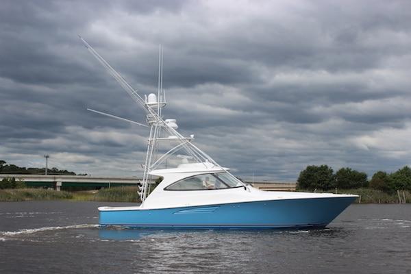 New Viking 48 Sport Tower Yacht