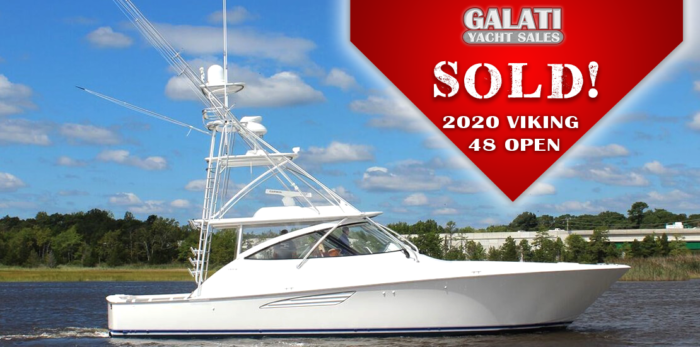 Sold Viking 48 Open