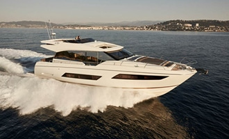 New Prestige 680S Express Yacht