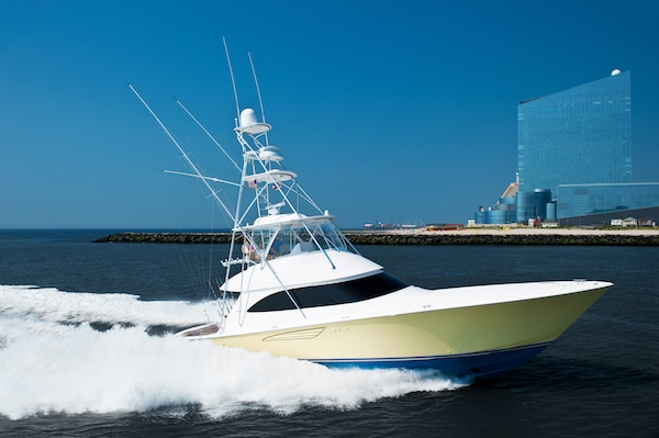 New Viking Yachts 52 Convertible Yacht