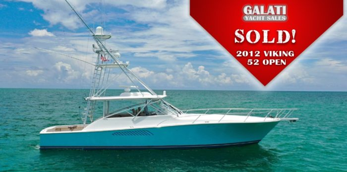 2012 52 Viking Yacht Open JUICE IT