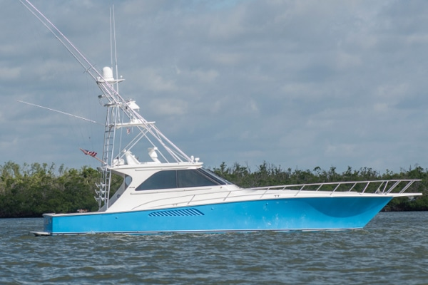 New 2008 VIKING 52 SPORT YACHT Yacht