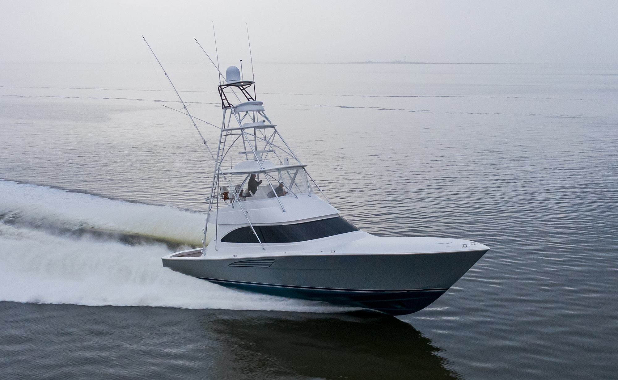 New Viking 54 Convertible  Yacht