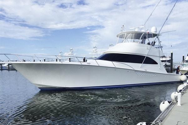 New 2013 VIKING 66 CONVERTIBLE Yacht