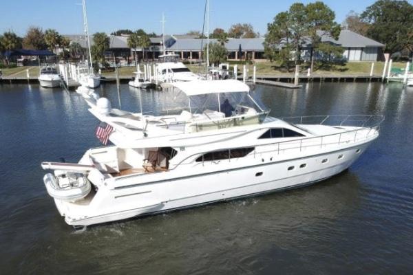 New 2001 FERRETTI 57 MOTOR YACHT Yacht