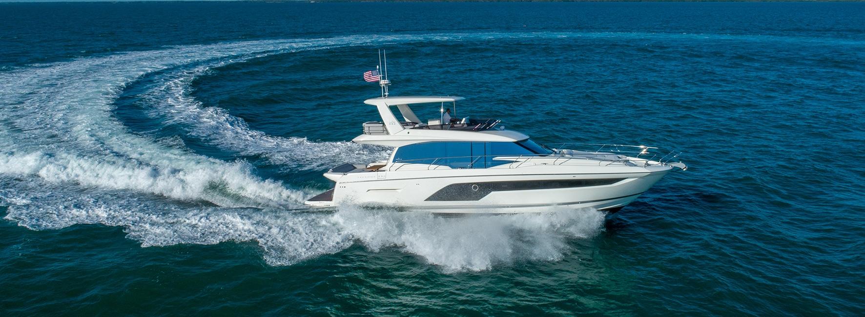 New Prestige Yacht from Galati Yacht Sales