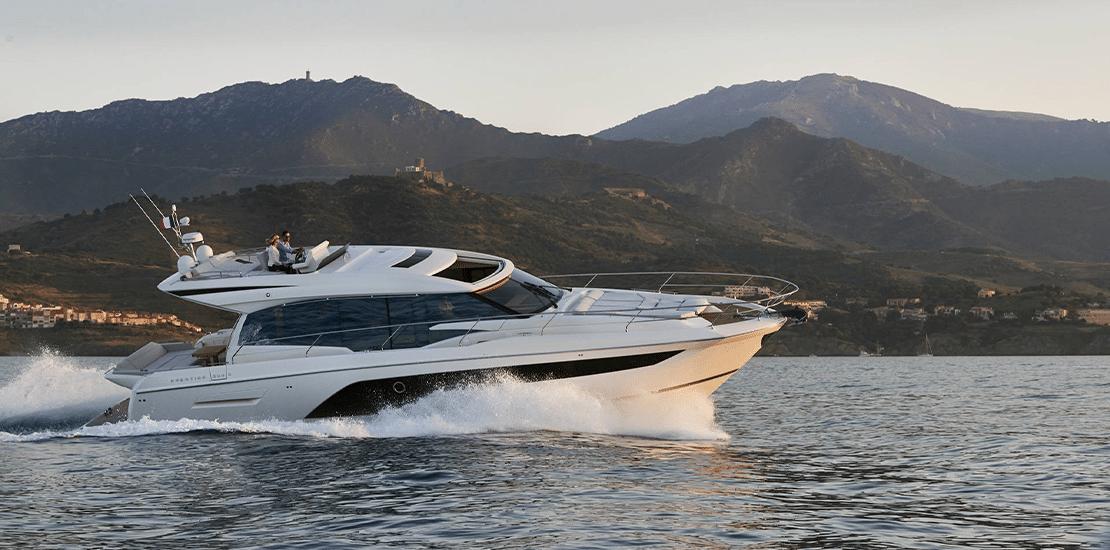New Prestige 590S Yacht