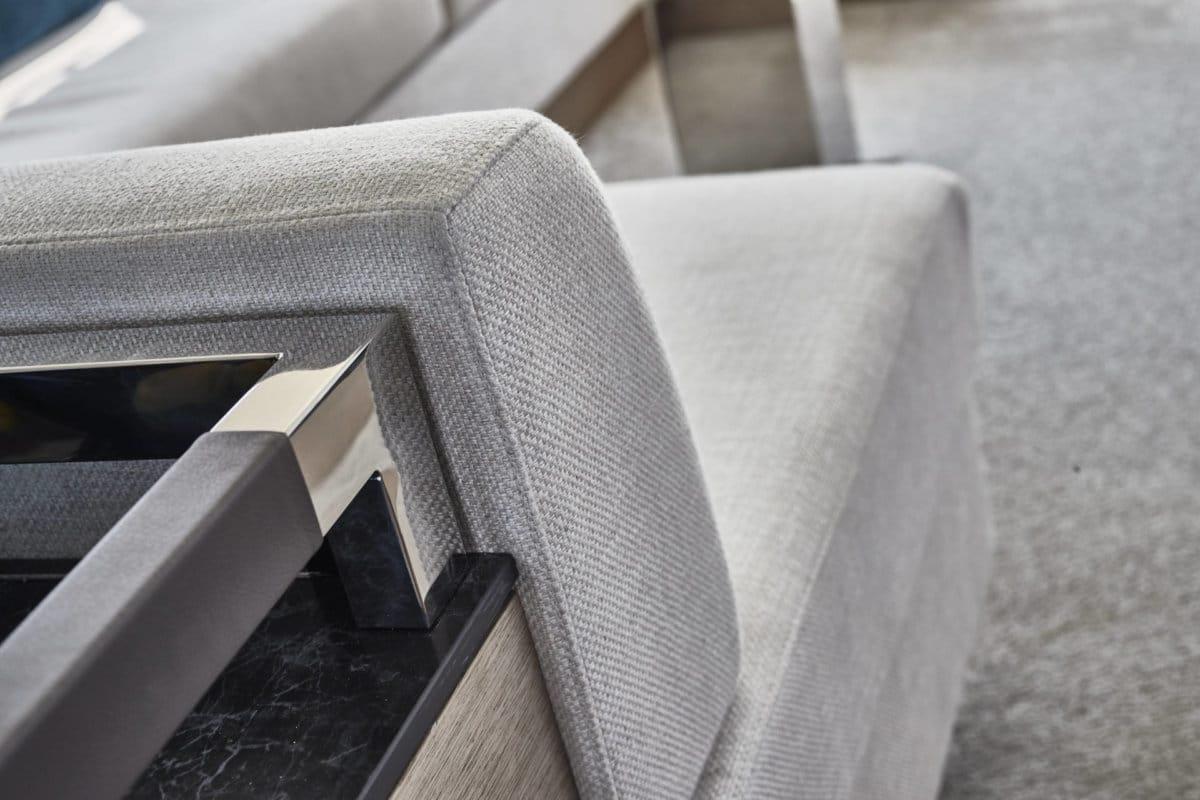 Prestige 590 detail fabric